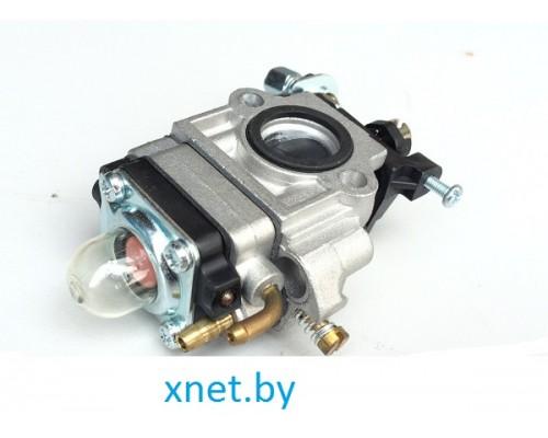 Карбюратор для триммера (мотокосы).   Диаметр выпускного отверстия 15 мм.