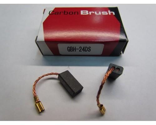 ЭЛЕКТРОУГОЛЬНЫЕ ЩЕТКИ ДЛЯ BOSCH GBH-24DS, GBH 2-24DSR, GBH-24DSE 5Х8Х16 с авто отключением