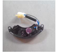 Реле AVR для бензогенератора LT6500В(одна фишка)