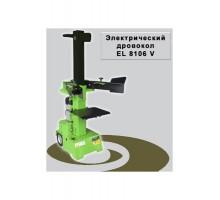 Электрический дровокол (электроколун) ZIGZAG EL 8106 V