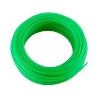 Леска (шнур кордовый) 2,4*3850 круг зеленый