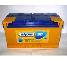 Аккумулятор АКОМ 6СТ-90 Евро
