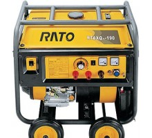 Генератор бензиновый сварочный RATO RTAXQ-190-2