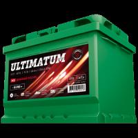 Аккумулятор Аком ULTIMATUM 60 Евро (60 Ah)