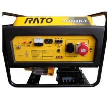 Генератор бензиновый RATO R6500 D-T