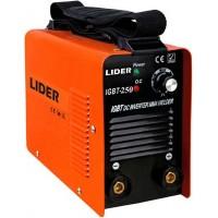 Сварочный инвертор Lider IGBT-250