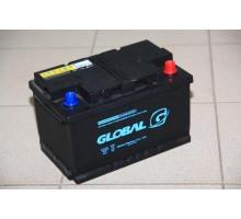 Аккумулятор 6СТ-72 Global Европа DIN MF