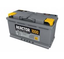 Аккумулятор АКОМ 6СТ-100 Реактор Евро