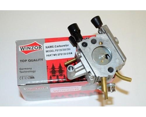 Карбюратор мотокосы для STIHL FS 120/200/250