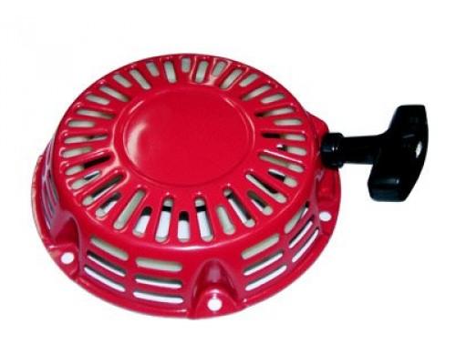 Стартер Honda GX120..200 (металл. собачки) красный